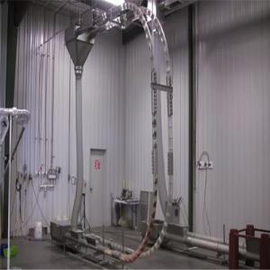 管链输送机 食品输送机 粉粒料输送机